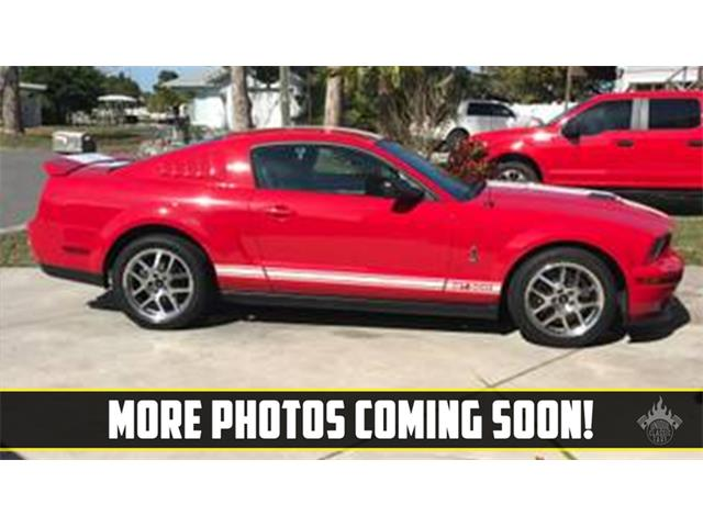 2007 Ford Mustang (CC-1457751) for sale in Mankato, Minnesota
