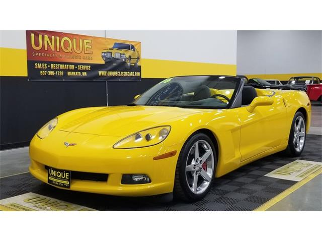 2006 Chevrolet Corvette (CC-1457753) for sale in Mankato, Minnesota