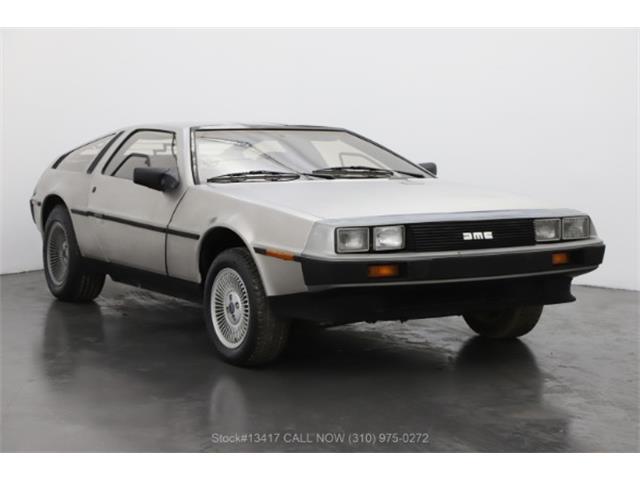 1981 DeLorean DMC-12 (CC-1457756) for sale in Beverly Hills, California