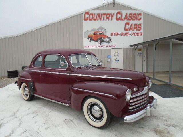 1946 Ford Coupe (CC-1457764) for sale in Staunton, Illinois