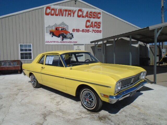 1968 Ford Falcon (CC-1457766) for sale in Staunton, Illinois