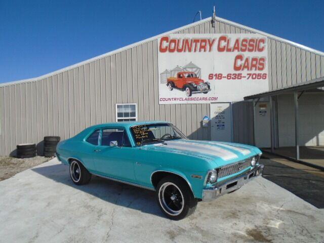 1970 Chevrolet Nova (CC-1457768) for sale in Staunton, Illinois