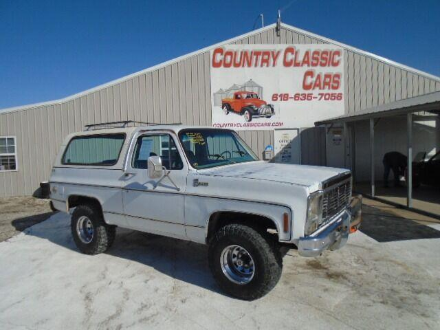 1979 Chevrolet Blazer (CC-1457772) for sale in Staunton, Illinois