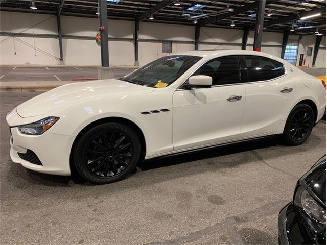 2014 Maserati Ghibli (CC-1457779) for sale in Greensboro, North Carolina