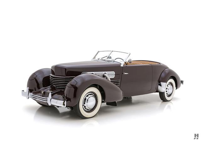 1937 Cord 812 (CC-1457780) for sale in Saint Louis, Missouri