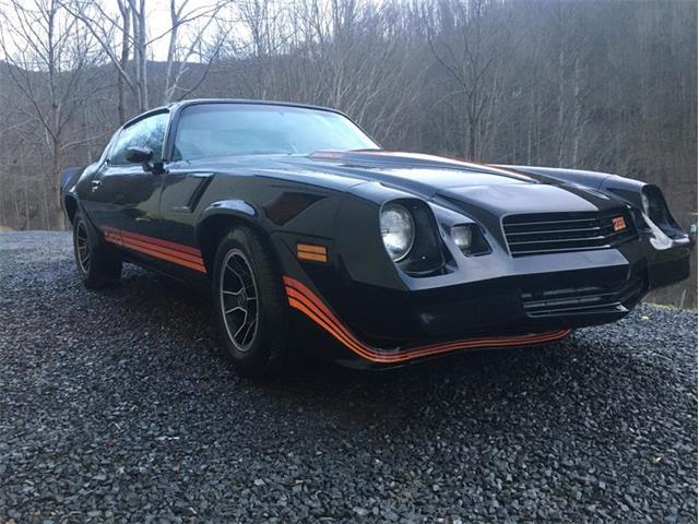 1981 Chevrolet Camaro (CC-1457783) for sale in Greensboro, North Carolina