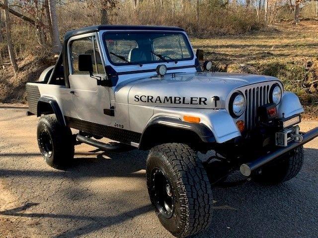 1985 Jeep CJ8 Scrambler (CC-1457794) for sale in Greensboro, North Carolina