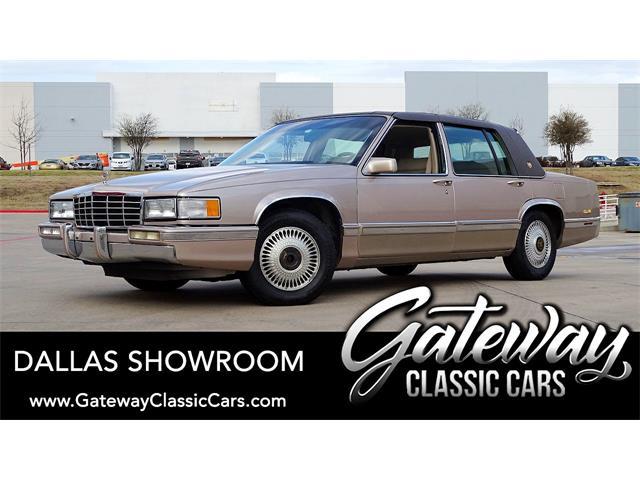 1993 Cadillac DeVille (CC-1457796) for sale in O'Fallon, Illinois