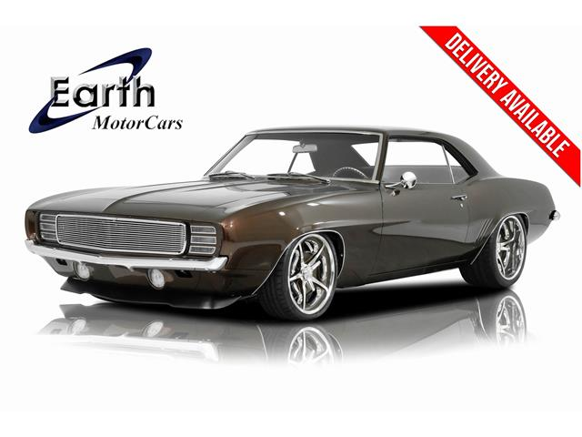 1969 Chevrolet Camaro (CC-1450780) for sale in Carrollton, Texas