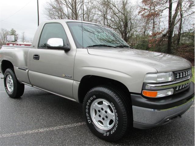2002 Chevrolet Silverado (CC-1457805) for sale in Greensboro, North Carolina