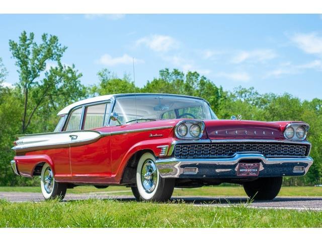 1959 Mercury Monterey (CC-1457808) for sale in St. Louis, Missouri