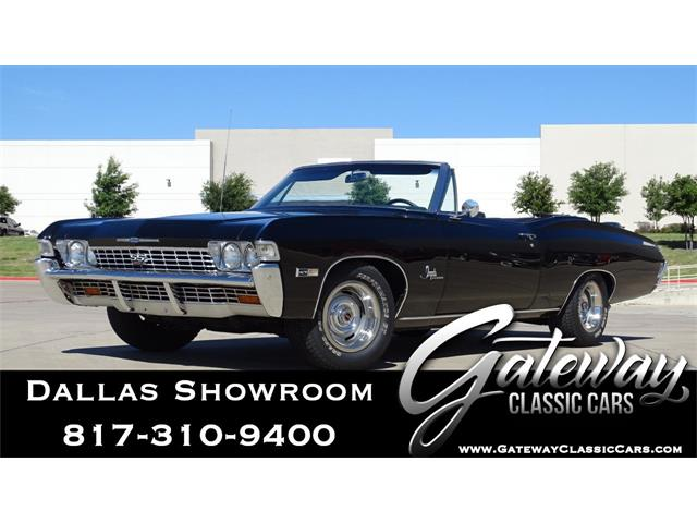 1968 Chevrolet Impala (CC-1450781) for sale in O'Fallon, Illinois