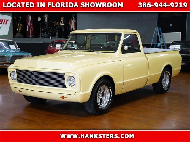 1971 Chevrolet C10 (CC-1457830) for sale in Homer City, Pennsylvania