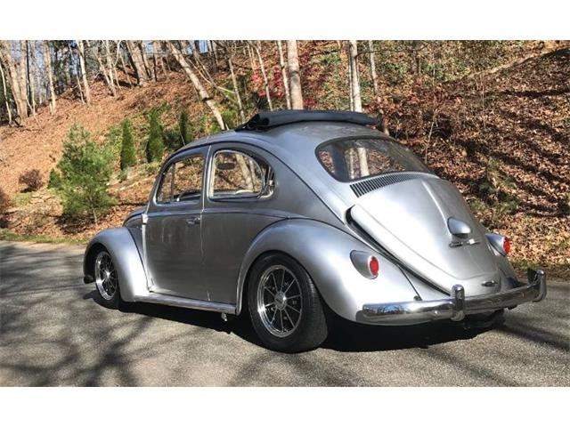 1962 Volkswagen Beetle (CC-1457833) for sale in Cadillac, Michigan