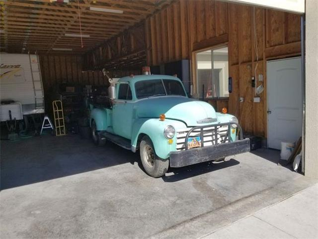 1951 Chevrolet Tow Truck (CC-1457853) for sale in Cadillac, Michigan