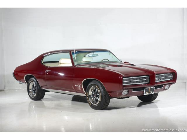 1969 Pontiac GTO (CC-1457865) for sale in Farmingdale, New York