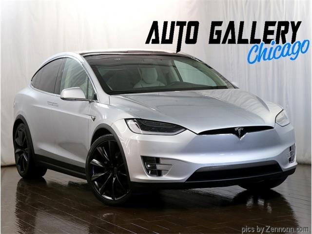 2018 Tesla Model X (CC-1457875) for sale in Addison, Illinois