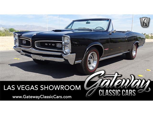 1966 Pontiac GTO (CC-1457879) for sale in O'Fallon, Illinois