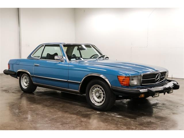 1974 Mercedes-Benz 450SL (CC-1457893) for sale in Sherman, Texas