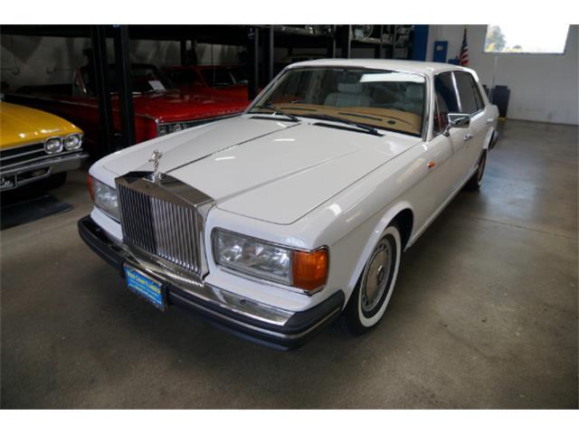 1995 Rolls-Royce Silver Spur III (CC-1457902) for sale in Torrance, California