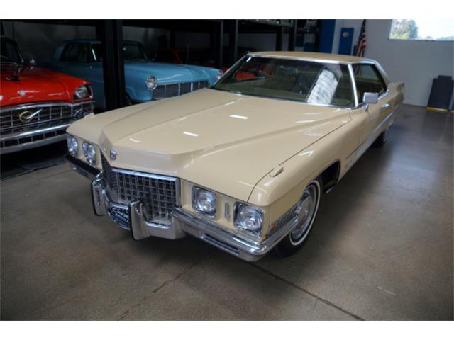 1971 Cadillac DeVille (CC-1457906) for sale in Torrance, California