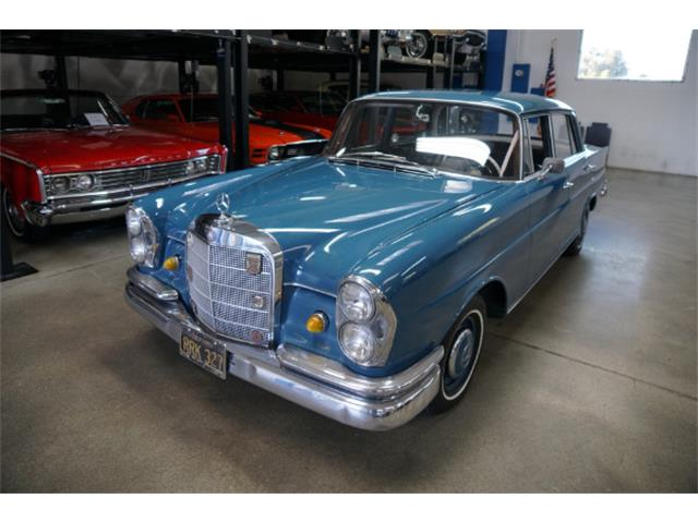 1961 Mercedes-Benz 220B (CC-1457907) for sale in Torrance, California