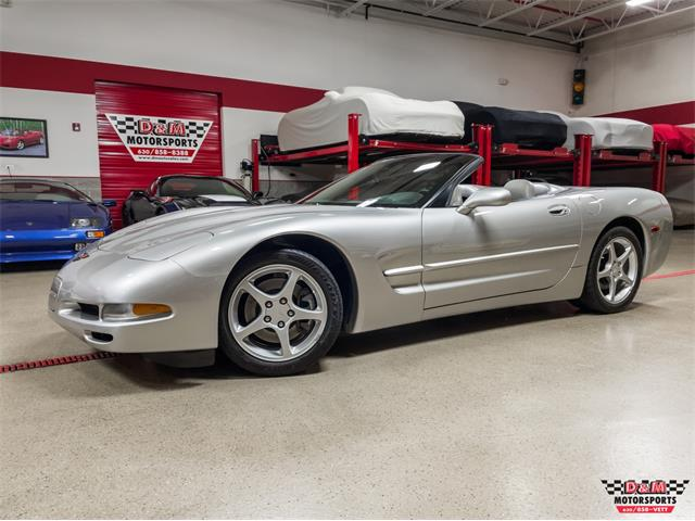 2004 Chevrolet Corvette (CC-1457929) for sale in Glen Ellyn, Illinois