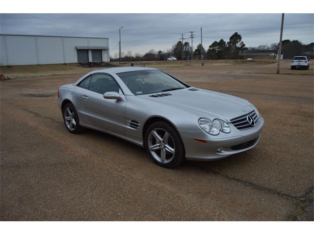 2004 Mercedes-Benz SL500 (CC-1450793) for sale in Batesville, Mississippi