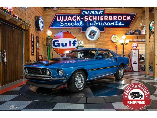 1969 Ford Mustang (CC-1457939) for sale in Green Brook, New Jersey