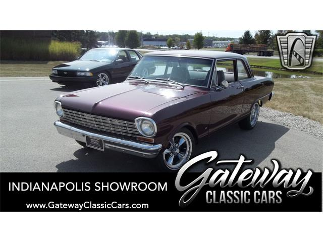 1964 Chevrolet Nova II (CC-1457947) for sale in O'Fallon, Illinois