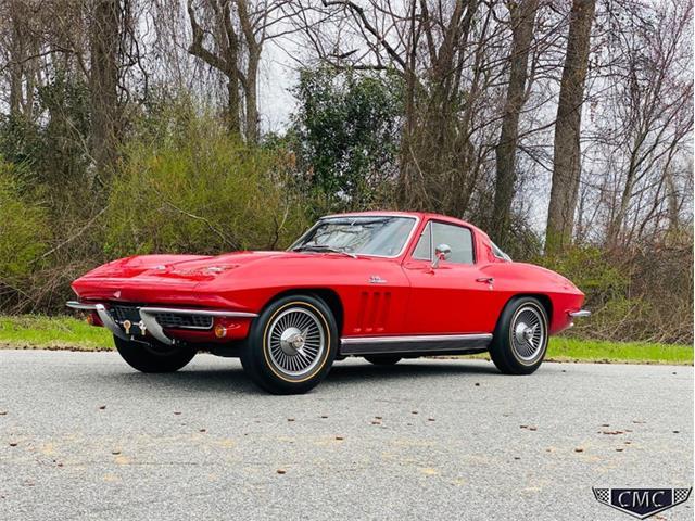 1966 Chevrolet Corvette (CC-1457959) for sale in Benson, North Carolina