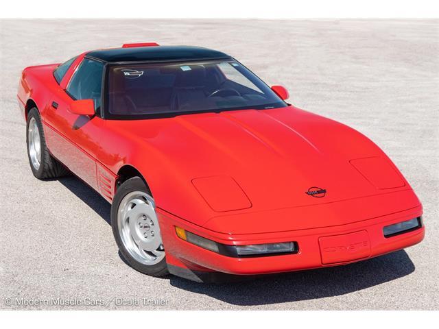1991 Chevrolet Corvette (CC-1457965) for sale in Ocala, Florida