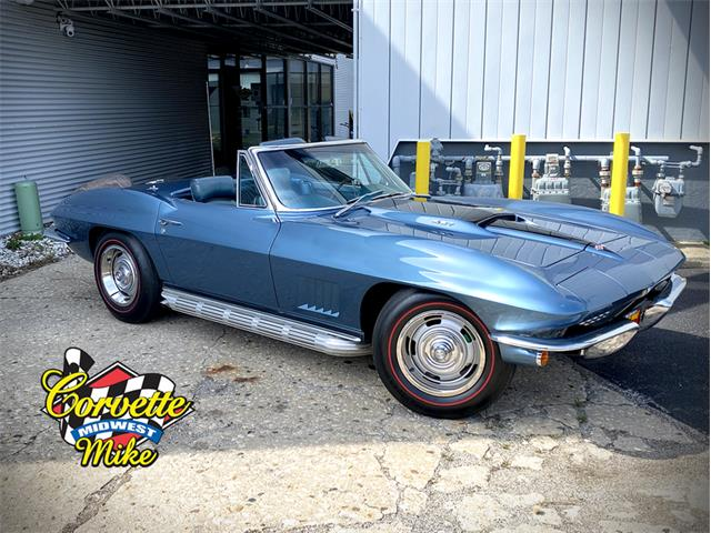 1967 Chevrolet Corvette (CC-1457977) for sale in Burr Ridge, Illinois