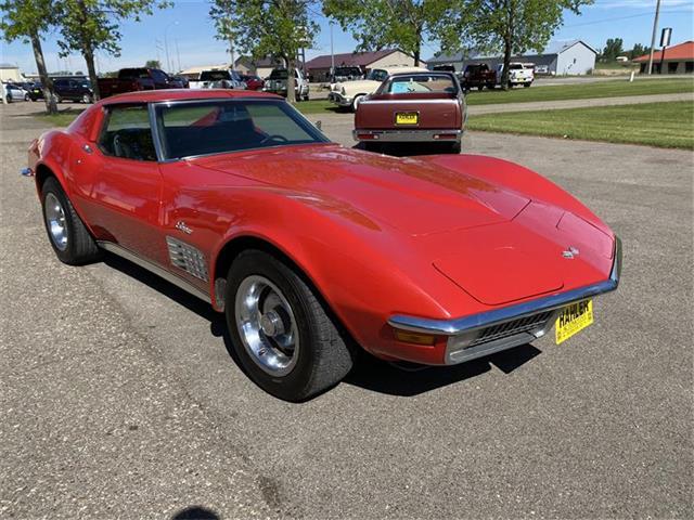 1971 Chevrolet Corvette (CC-1457984) for sale in Webster, South Dakota