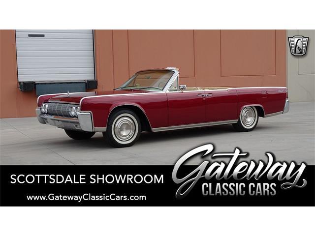 1964 Lincoln Continental (CC-1457990) for sale in O'Fallon, Illinois