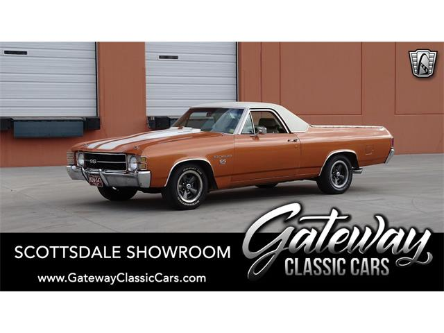 1971 Chevrolet El Camino (CC-1457991) for sale in O'Fallon, Illinois