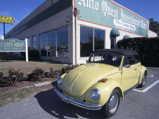 1972 Volkswagen Beetle (CC-1457997) for sale in Tifton, Georgia