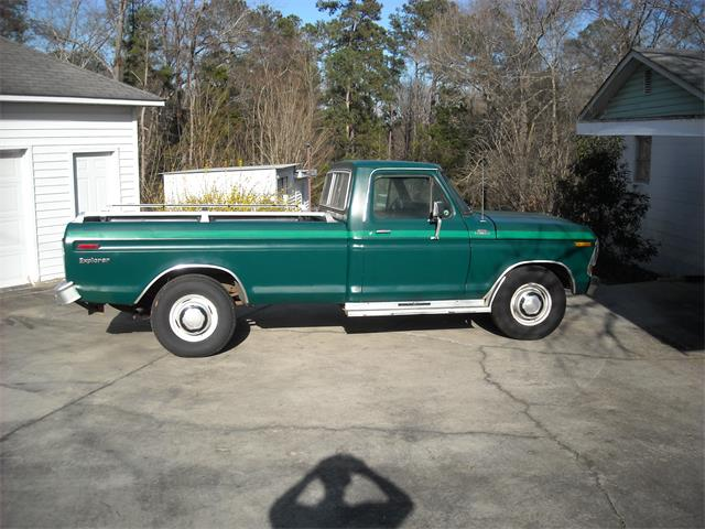 1978 Ford F250 (CC-1458002) for sale in Lexington, South Carolina