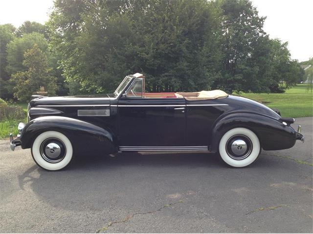 1939 LaSalle Series 39-50 (CC-1458003) for sale in Gainesville, Virginia