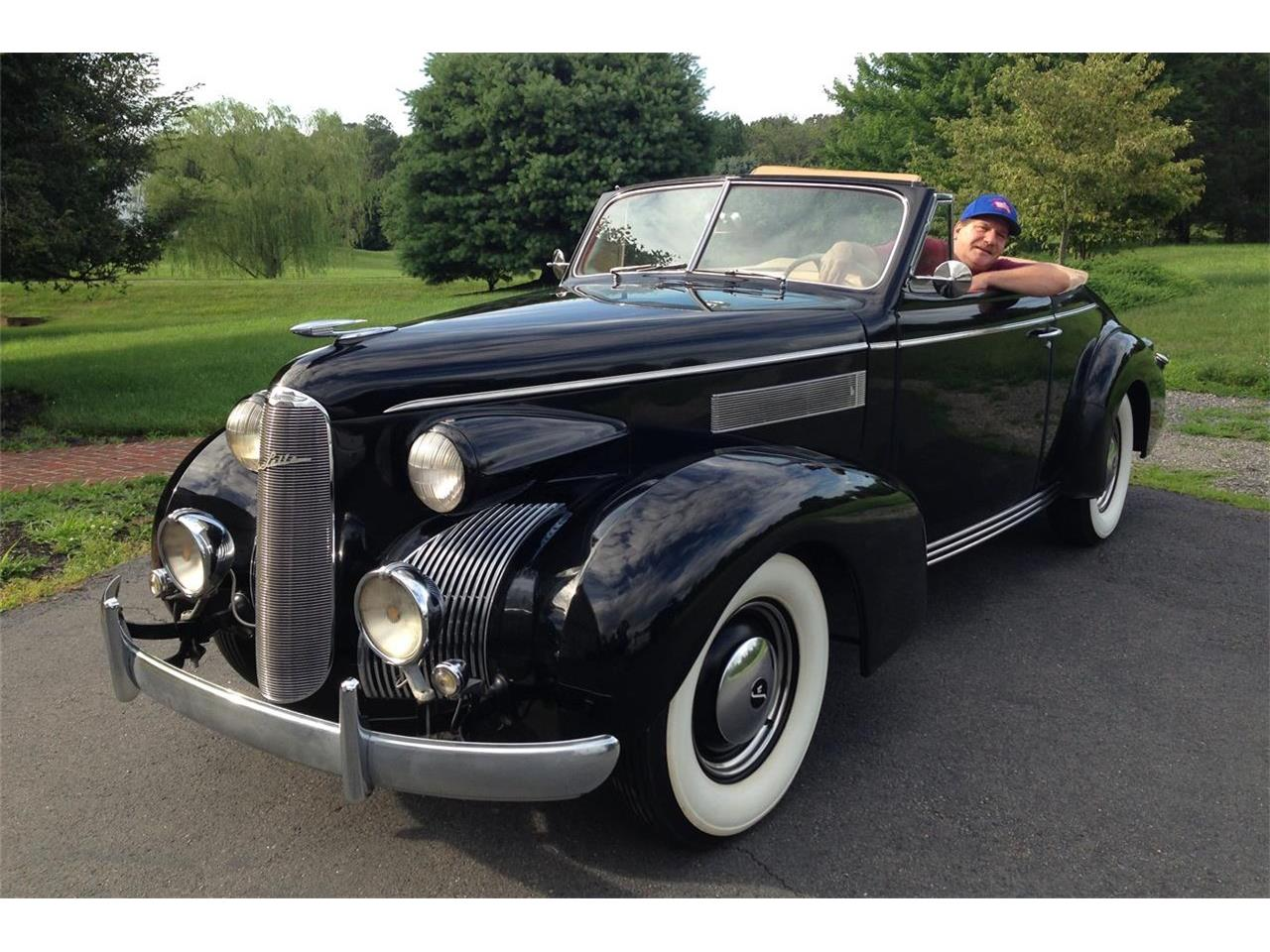 1939 Lasalle Series 39 50 For Sale Classiccars Com Cc 1458003