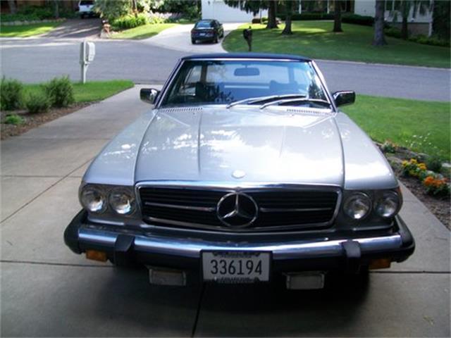 1976 Mercedes-Benz 450SL (CC-1458006) for sale in Woodbury, Minnesota