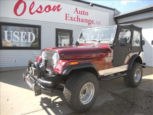 1976 Jeep CJ5 (CC-1458008) for sale in Stoughton, Wisconsin