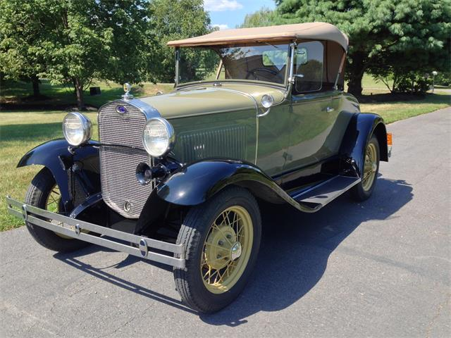 1931 Ford Model A (CC-1458009) for sale in Gainesville, Virginia
