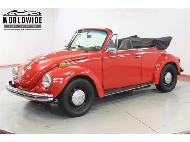 1973 Volkswagen Beetle (CC-1458028) for sale in Denver , Colorado