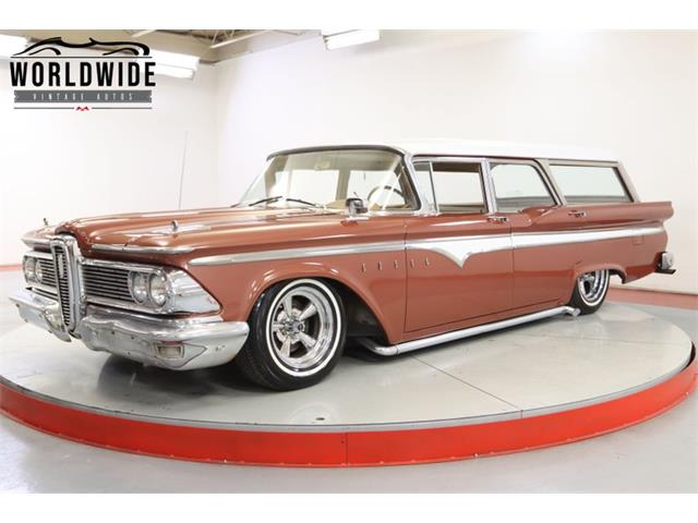 1959 Edsel Villager (CC-1458031) for sale in Denver , Colorado