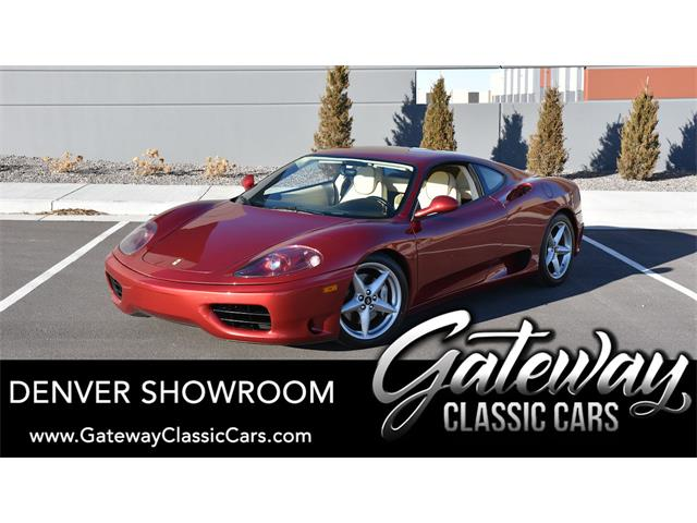 2003 Ferrari 360 (CC-1458034) for sale in O'Fallon, Illinois