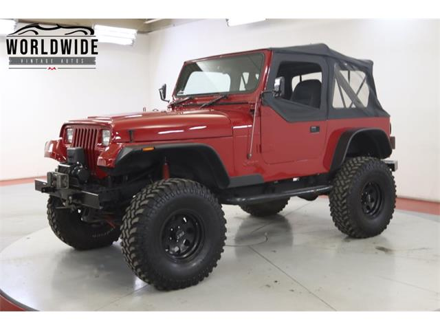 1987 Jeep Wrangler (CC-1458051) for sale in Denver , Colorado