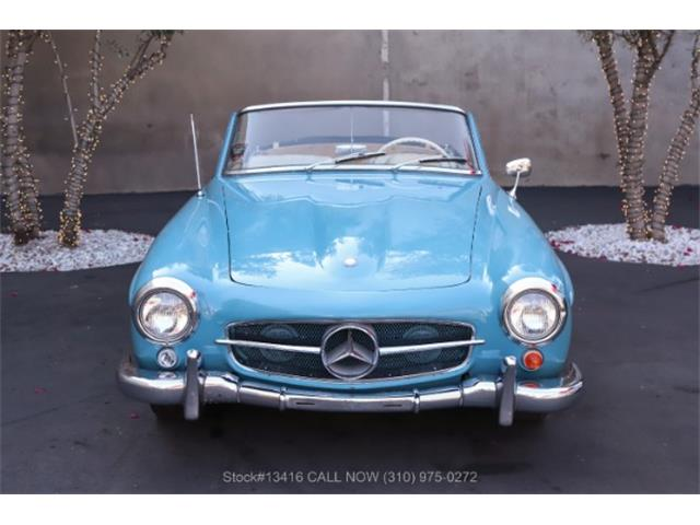 1961 Mercedes-Benz 190SL (CC-1458055) for sale in Beverly Hills, California