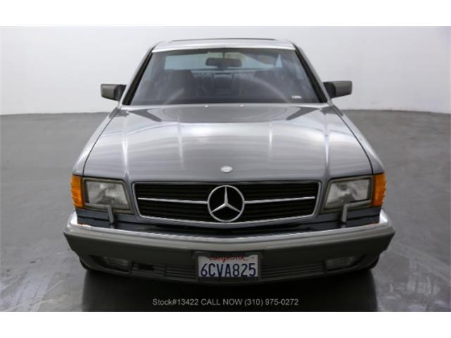 1987 Mercedes-Benz 560SEC (CC-1458057) for sale in Beverly Hills, California