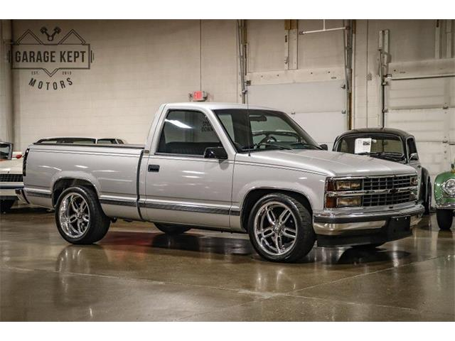 1991 Chevrolet C/K 1500 (CC-1458059) for sale in Grand Rapids, Michigan